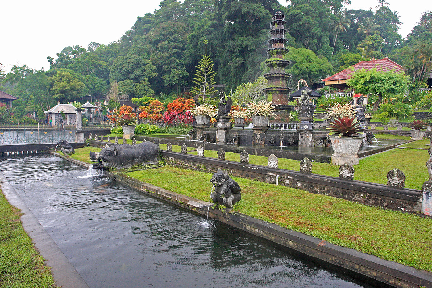 Tirta Gangga Waterfront